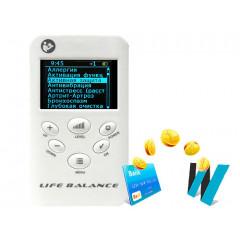 Прибор Life Balance и пополнение баланса WebWellness на 150