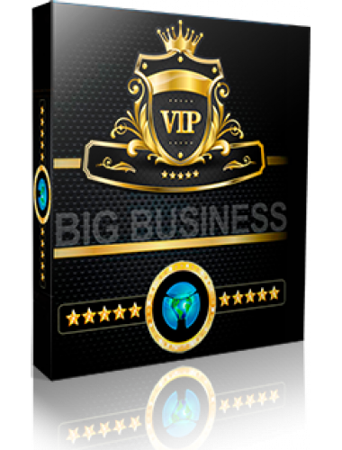 Бизнес-пак VIP - продукт VIPVIP.COM