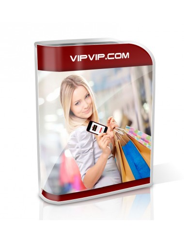 Пополнение баланса VIPVIP.com